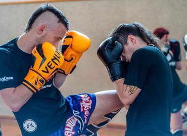 Muay Thai for Fighters in Rohrbach